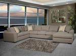 Fairmont Designs Vibe Sectional Couch