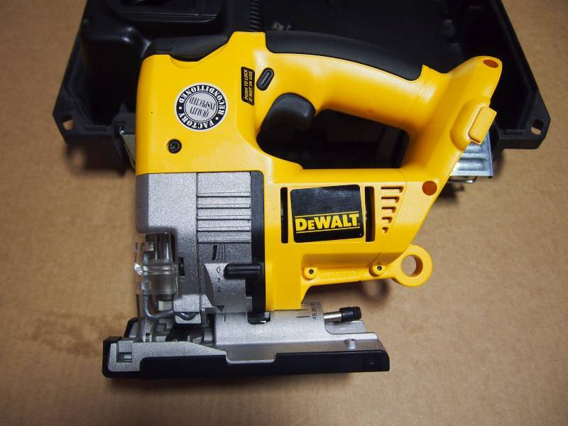 Dewalt battery and charger systems.