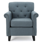 Fabric Club Armchair