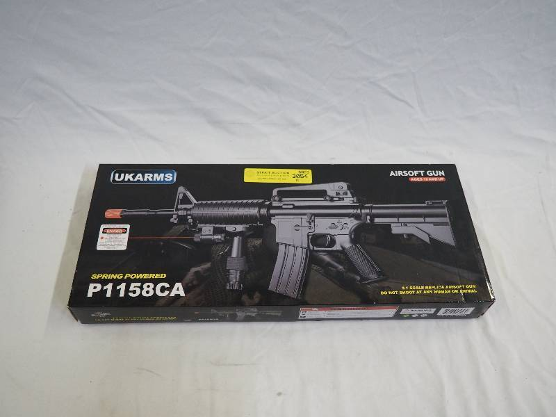 AIRSOFT GUN | DIE CAST AND WINTER WEAR -- JUST IN TIME FOR CHRISTMAS ...